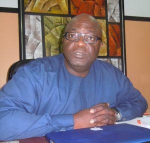 Mr. Abiodun Adeoye, CEO CONSOL