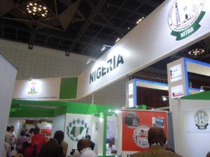 Nigerian Pavilion @ Gitex 2014