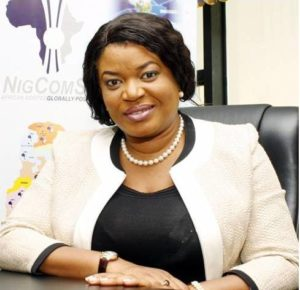 Ms Abimbola Alale, Managing Director and Chief Executive Officer, Nigerian Communication Satellite (NIGCOMSAT) Limited