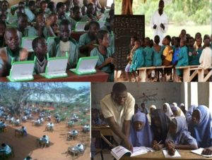 Nigerian Children Digitally Divided