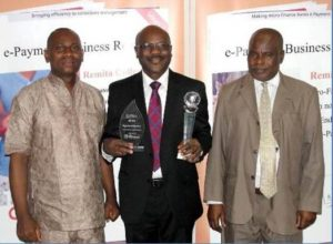 West Africa Top 50 Tech-Biz Recognition Award