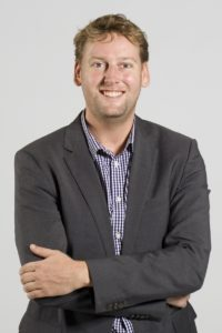 Pieter-Paul Mooijman - Regional Sales Director Africa - Newtec