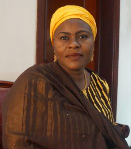 Hajiya Hadiza Umar_ Head of Corporate Affairs, NITDA