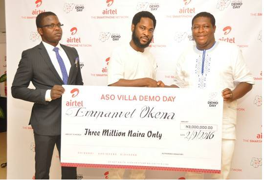 Winners in Aso Villa Demo Day initiative commend Airtel for N3m cash support