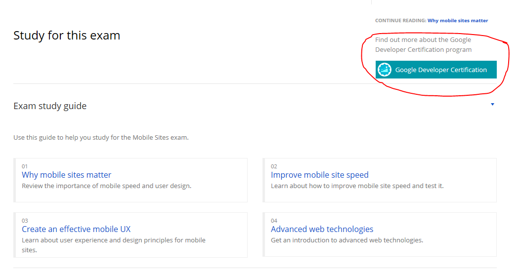 Google Launches New Certification Programme For Mobile Site