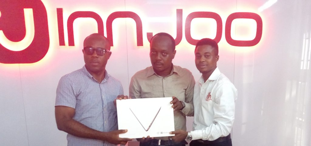 Innjoo Commends It Edge News For Professionalism