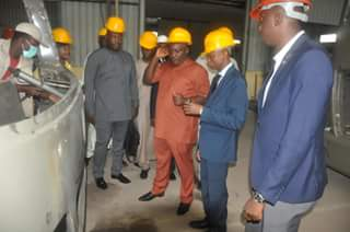 Inside the IVM manufacturing complex
