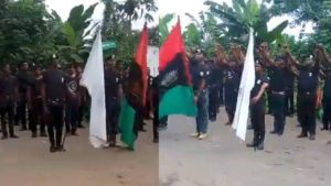 Biafra National Guard is illegal