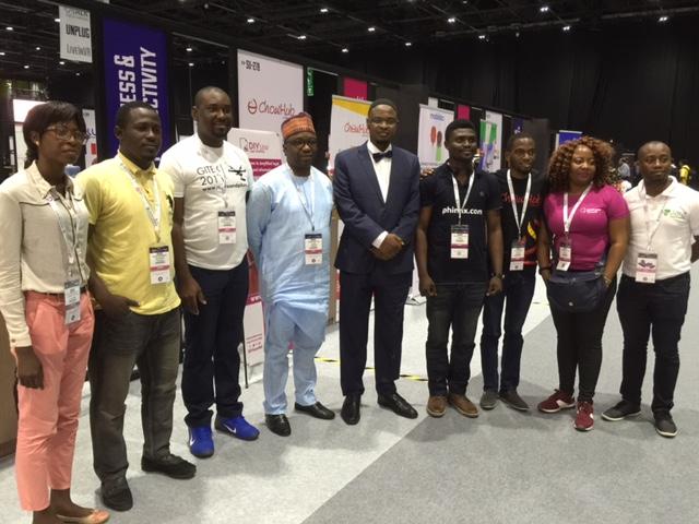Nigerian Startups at Gitex 2016