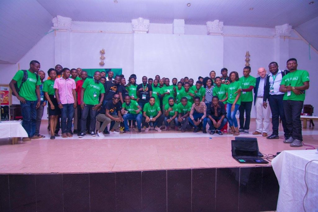 Some of the particpants at HackJos 2016