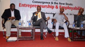 """Panel on """"Convergence, Governance and Citizens' Engagement"""" at WACC 2017."""