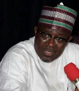 NBC boss Ishaq Modibbo-Kawu