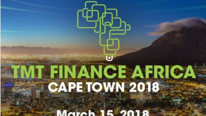 TMT Finance Africa in Cape Town 2018 conference,