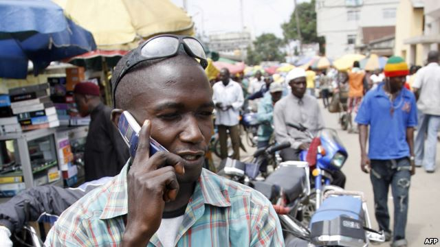 Why Nigerians are loud phone