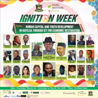 Yenagoa welcomes innovators to Bayelsa Ignition Week 2018