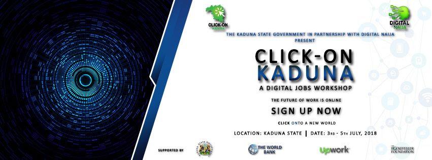 Kaduna, World Bank partner Digital Naija for IT skills training