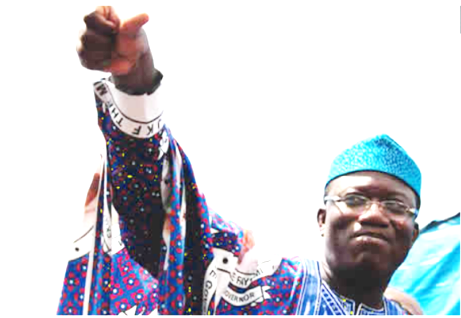 Fayemi wins Ekiti State, technology prevails as INEC deploys tracking system to monitor election materials