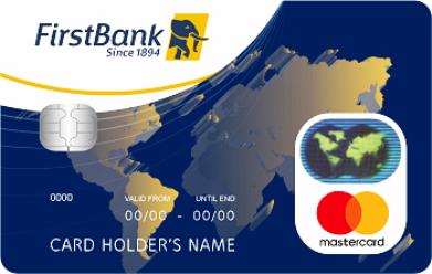 FirstBank Naira MasterCard