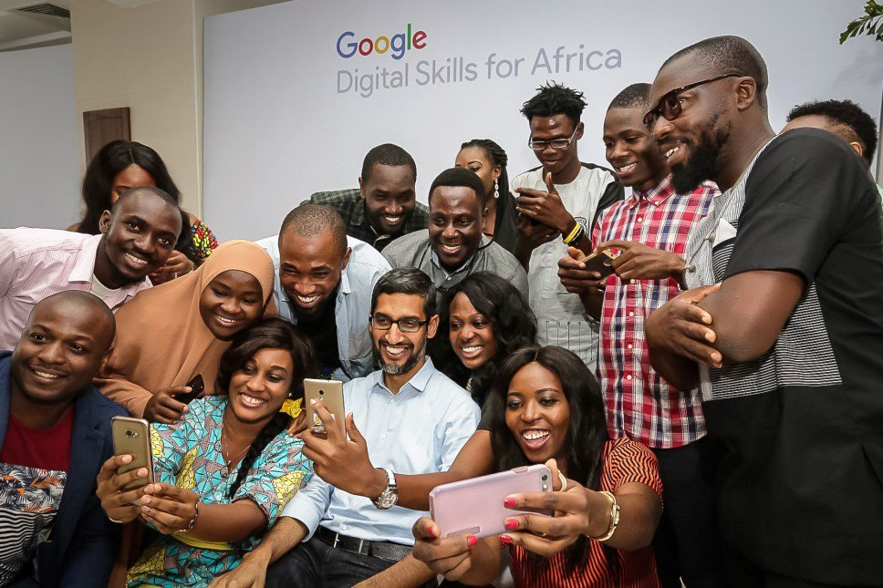 Google For Nigeria. Image The Cable