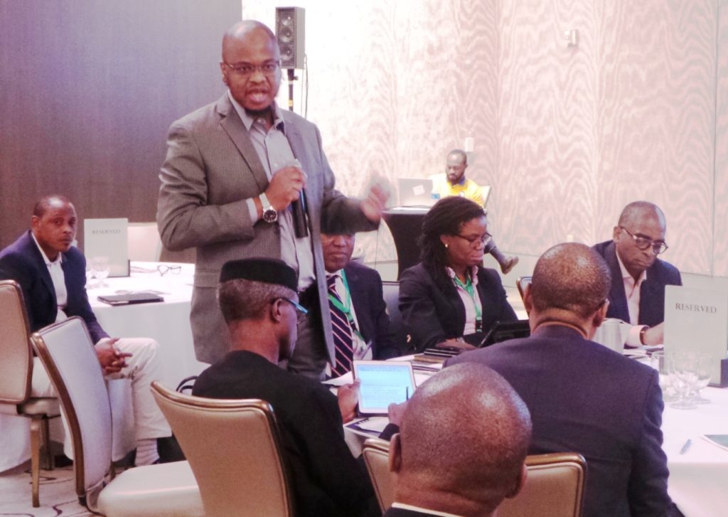 nside Silicon Valley, NITDA's boss Pantami talks investment in IT with Vice President Osinbajo and other members of the Nigerian delegation