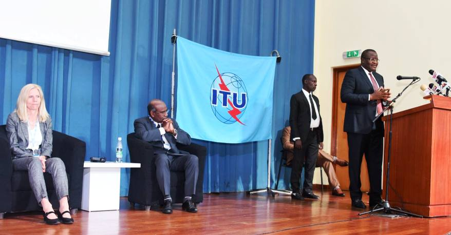 Dambatta tasks ITU Congress on broadband penetration
