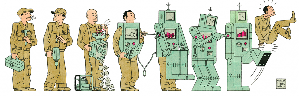 Back to the Future… the Future of Work
