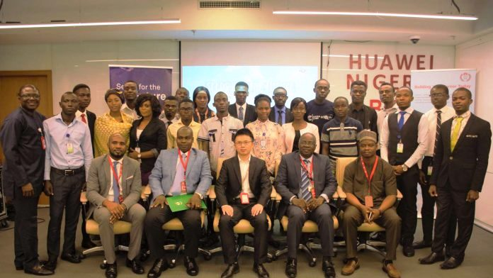 Huawei takes Nigerian youths to China for ICT training
