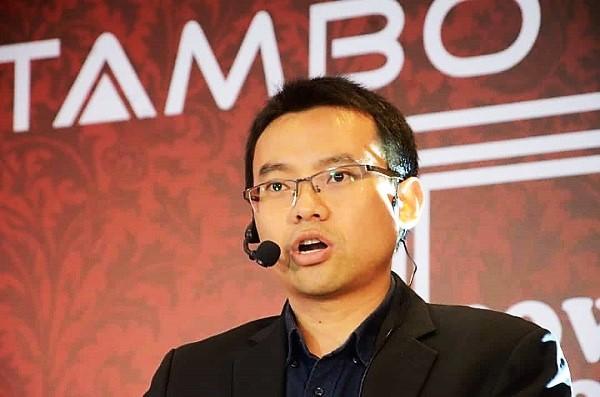 Managing Director, Tambo Mobile Telecom in Nigeria,Roy Jiang