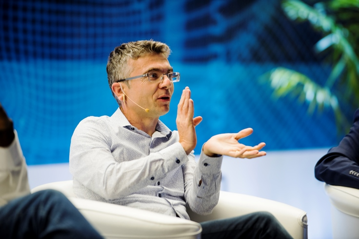 Dr. Jerome Pesenti, VP of Artififical Intelligence at Facebook