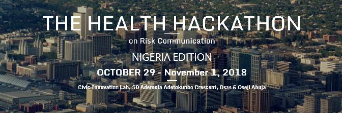 Health Hackathon on Risk Communication