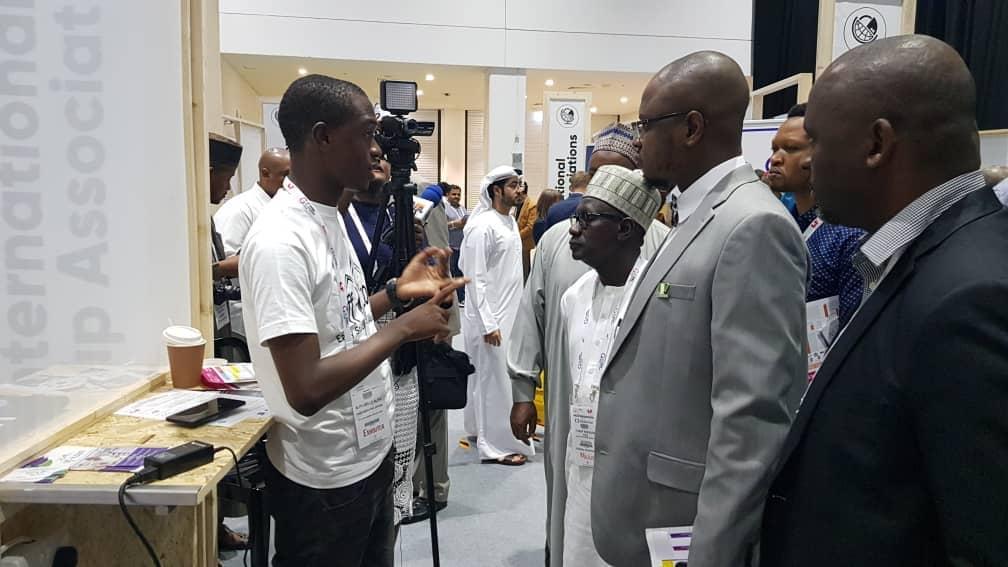 Nigerian Startups at GFS GITEX 2018