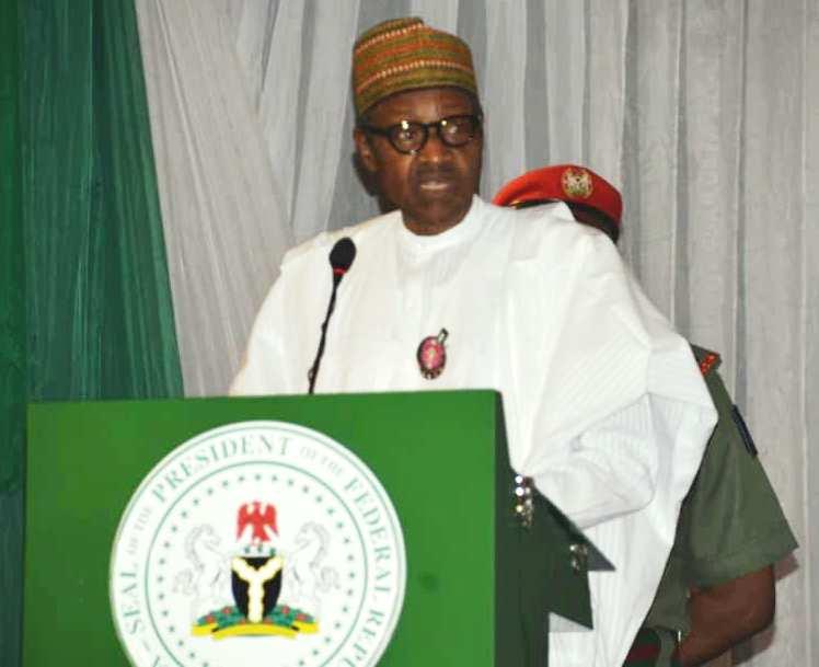 President Buhari opens eNigeria