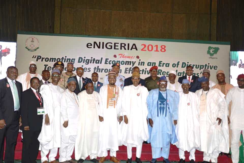 Stakeholders want technology banks, more eGovernment as eNigeria 2018 closes
