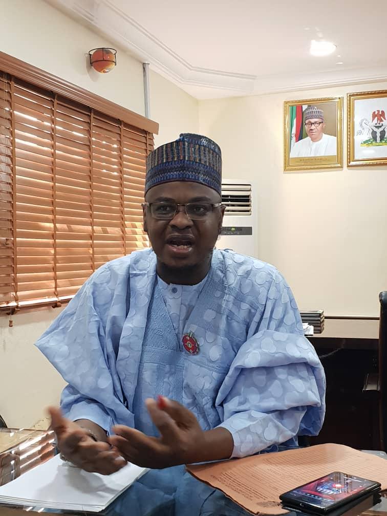 Dr Isa Ali Ibrahim Pantami of NITDA