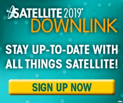 SATELLITE 2019. Ready. Set. Go! 3rd annual Startup Space 2019 competition heats up