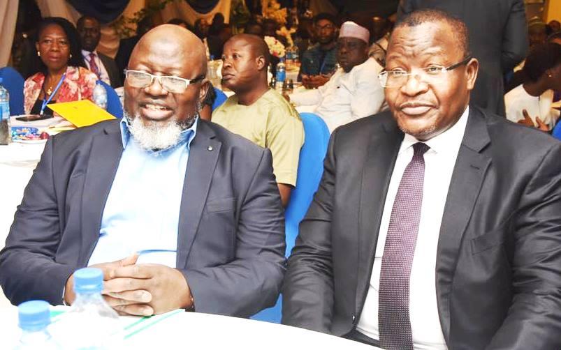 Adebayo Shittu and Umar Garba Danbatta