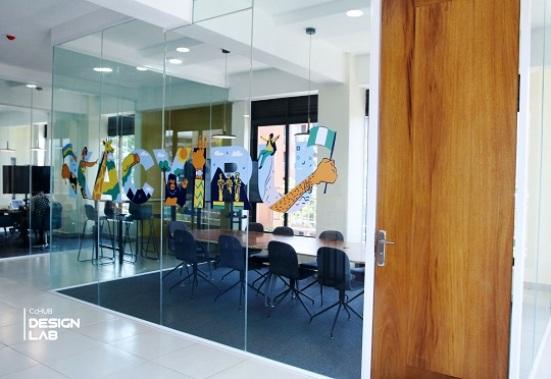 CcHub Design Lab Kigali Rwanda