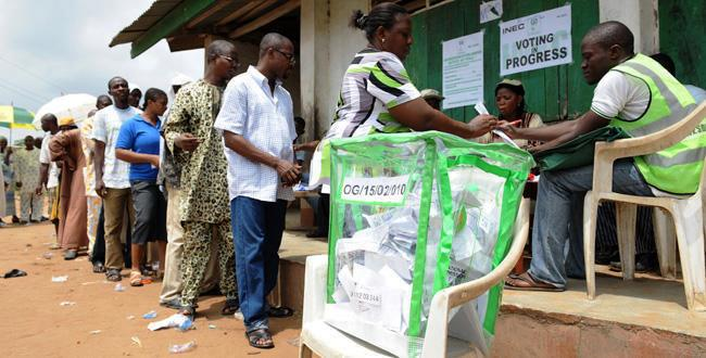 Manual voting is clumsy and easily abused