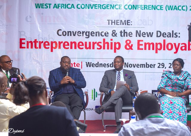 Some panelists at one of the WACC 2017 sessions