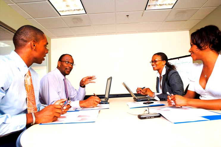 Business Meeting , Image by © Radius Images/Corbis
