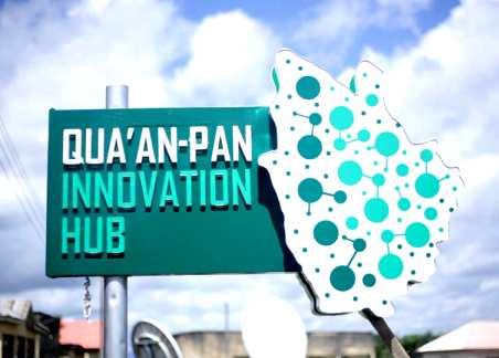 Quaan-pan- hub