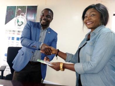 Plateau peace agency, C-C Pro to explore internet