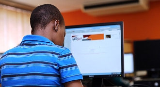online exams in Africa