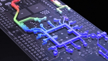 3D electronics and PCBs