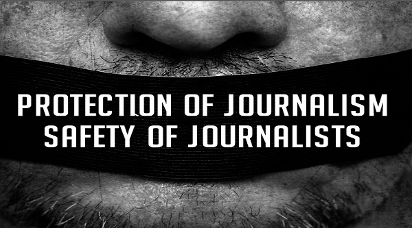 protection of journalists