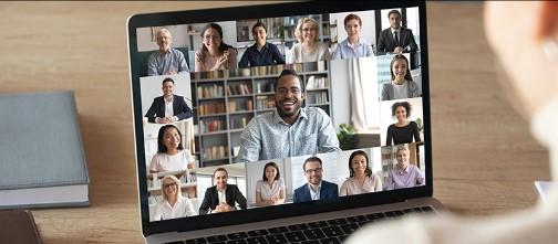 Covid 19 remote workplace culture